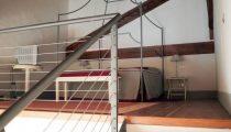 COPERTURA LEGNO E MEZZANE INVECCHIATE ferretti costruzioni